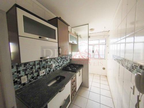 Apartamento Com 2 Dormitórios À Venda, 50 M² Por R$ 170.000,00 - Ferraz De Vasconcelos - Ferraz De Vasconcelos/sp - Ap2780