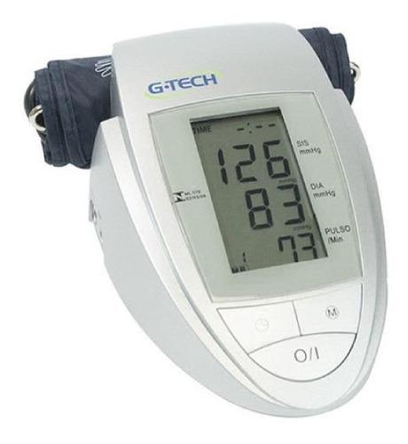Medidor de pressão arterial digital de braçoG-Tech BP3AA1-1