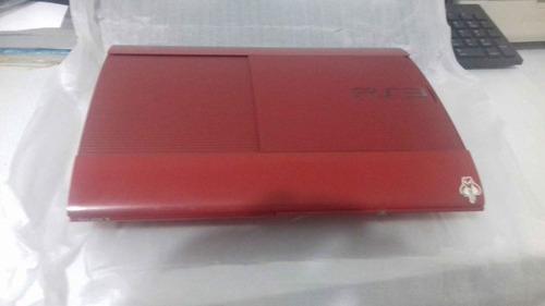 Vendo Ps3 ( Vermelho )