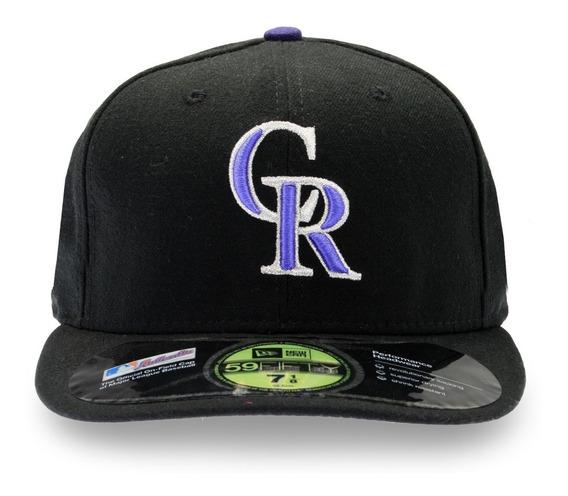 Gorra Rockies Colorado Mlb Baseball Niño Envio Gratis