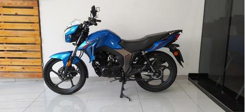 Imagem 1 de 9 de Haojue Jtz Dk 150 Azul 2020 Tebi Motos