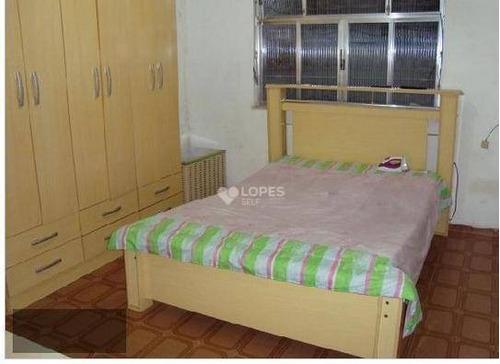 Imagem 1 de 5 de Casa Com 2 Quartos, 102 M² Por R$ 215.000 - Rocha - São Gonçalo/rj - Ca16142