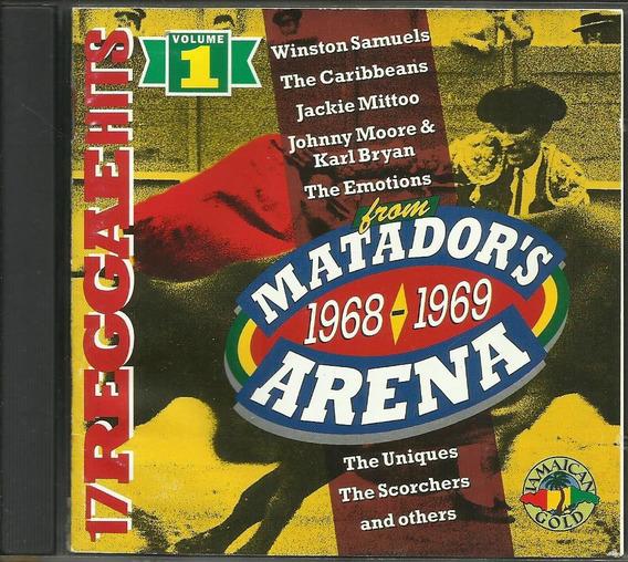 Cd 17 Reggae Hits From Matadors Arena (1968 - 69)