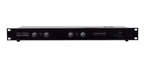 Crossover Processador De Sinal Profissional Ep220 Mark Audio