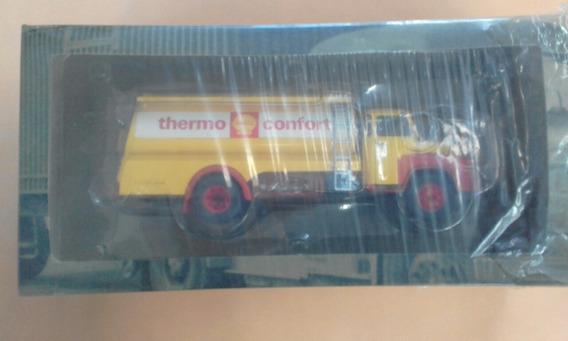 Caminhão Man Shell Altaya 1/43 Raro Leia Anuncio