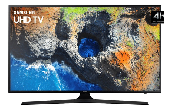 Tv Samsung Mu6100 Uhd 4k Semi-nova Retirada No Local