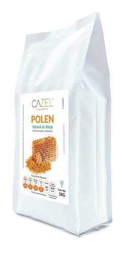 Imagen 1 de 4 de Polen De Abeja 100% Natural 1kg Nacional Mexicano