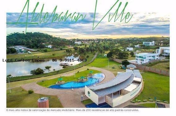 Lote Em Condomínio Fechado Para Venda Em Teresina, Tabajaras - Lote Adebaran Ville