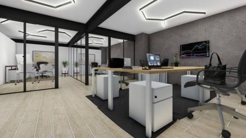 Santa Fe, Nuevas Oficinas Amuebladas En Renta Con Todos Los Servicios