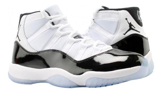 Tenis Air Jordan 11 Retro Concord Johnson Shoes