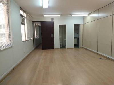 Sala Para Alugar, 65 M² Por R$ 3.500/mês - Jardim Paulista - São Paulo/sp - Sa0245