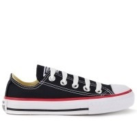 Tênis Converse All Star Ct As Core Ox Preto Vermelho Adl.