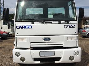 Ford Cargo 1722e 2007/2008 Tanque Pipa