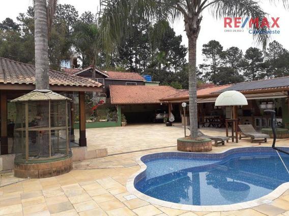 Chácara Residencial À Venda, Pinheiros Tênis Village, Cotia. - Ch0014