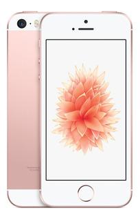 iPhone Se 32 Gb Rose Excelente Estado + Caixa Com Acessórios