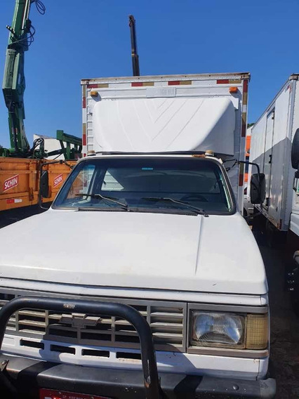 Chevrolet D40 1990/1990 Baú