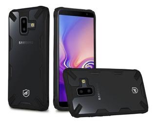 Capinha Spider Preta Samsung Galaxy J6 Plus- Gorila Shield