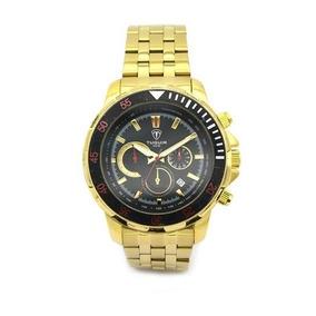 Relógio Masculino Tuguir Analógico 100% Funcional E Original