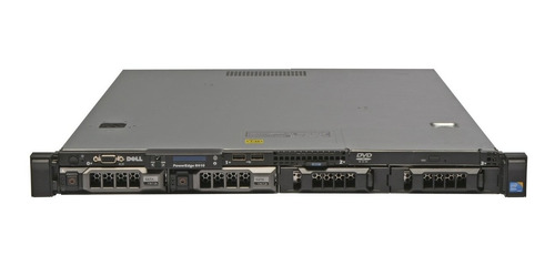 Imagem 1 de 3 de Servidor Dell R410, 2 Xeon Six Core E5645, 64gb, 1 Sas 900gb