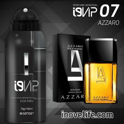 Perfume Azarro Aerossol I9life I9 Vip 07