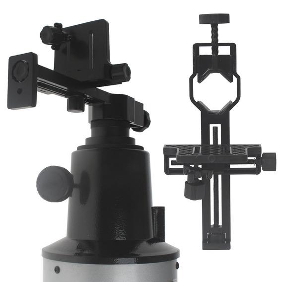 Adaptador Telescópio 1,25 Polegadas Para Câmera E Filmadora