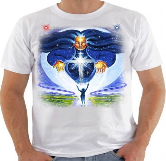 Camiseta Ayahuasca Santo Daime 04