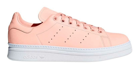 Zapatillas adidas Originals Moda Smith New Bold-12877