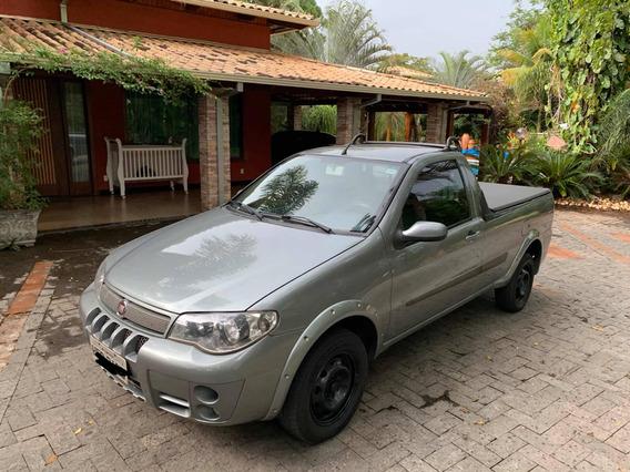 Fiat Strada 1.4 Trekking Flex 2p 2008
