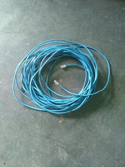 Cable Para Internet 15 Mts