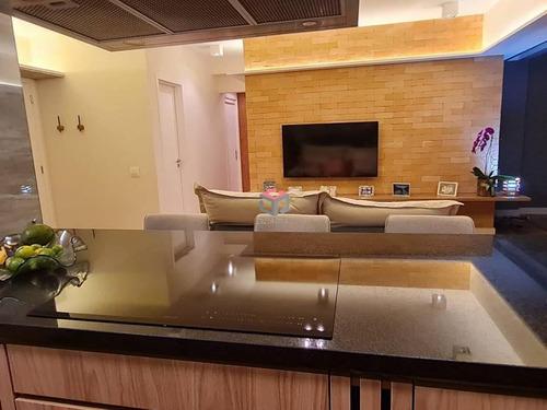 Imagem 1 de 20 de Apartamento À Venda, 2 Quartos, 2 Suítes, 2 Vagas, Cidade Monções - São Paulo/sp - 98048
