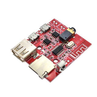 Bluetooth Audio 3w Mp3 Usb Tf Card Control Remoto Itytarg