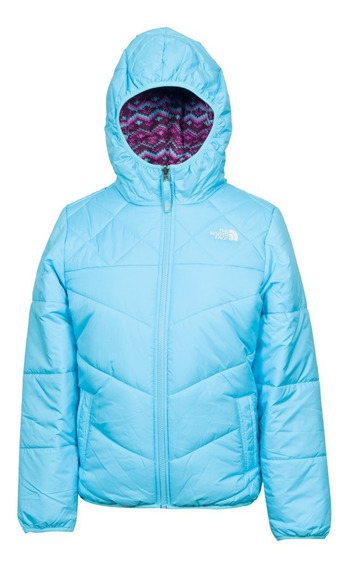 Campera Mujer The North Face Reversible Impermeable