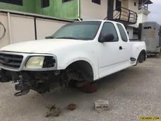 Chocados Ford Pick-up A/a - Automatico