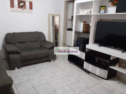 Imagem 1 de 11 de Casa Com 1 Dormitório À Venda, 140 M²- Vila Gumercindo - São Paulo/sp - Ca0346