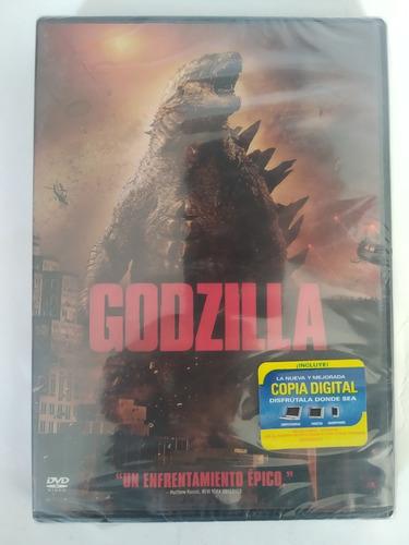 Godzilla 2014 Dvd