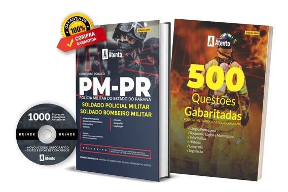 Apostila Pm-pr Soldado E Bombeiro Edital Nº01/2020