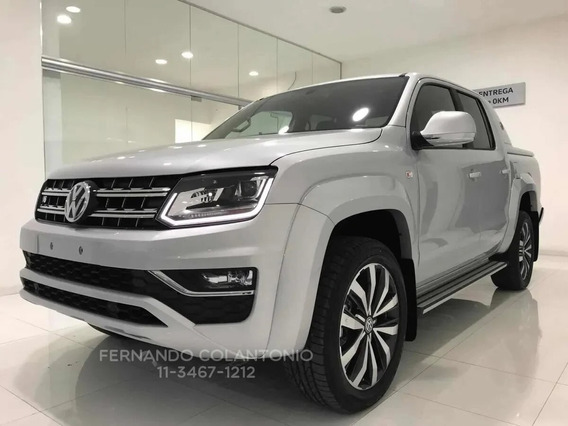 0km Nueva Amarok V6 Extreme 258cv Volkswagen 2020 Vw Precio1