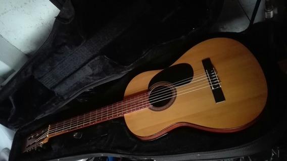 Guitarra Electro Clásica De 30 A. Y Ecualizador De 5 Bandas