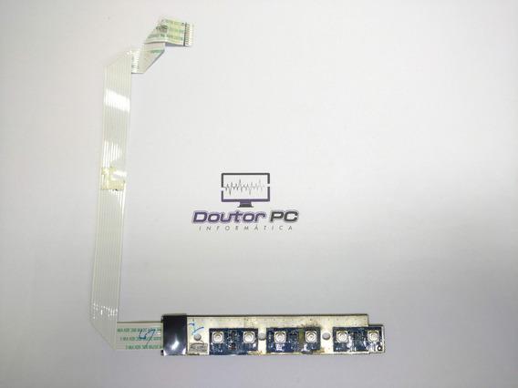 Botões Multimida Notebook Acer Aspire 4736