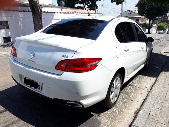 Peugeot 408 1.6 Business 16v Turbo Flex 4p Aut - Único Dono