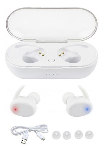 Auriculares Bluetooth Inalámbrico Tws 4 Táctil Manos Libre