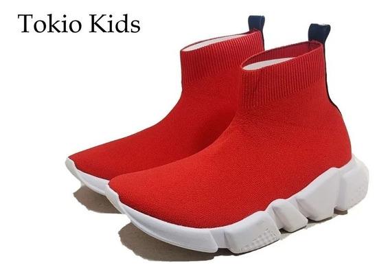 Zapatillas Mujer Elastizadas Tipo Balenciaga Moda 20