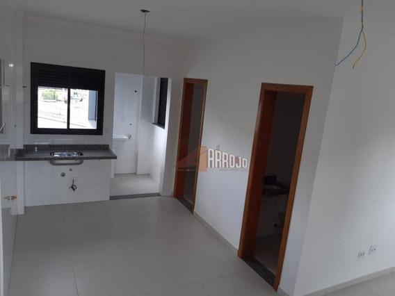 Apartamentos De 34,58m² De 01 Dormitório Sem Vaga Na Vila Marieta Por R$ 179.000,00 - So1264