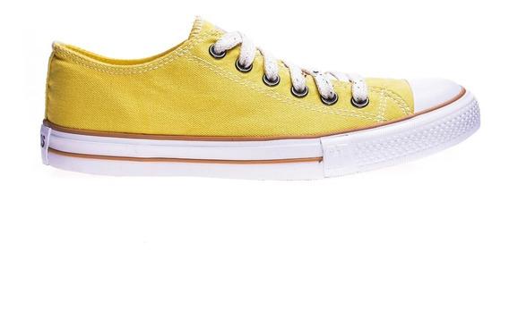 Zapatilla John Foos 182 Dye Up Lemon