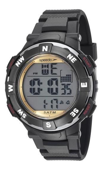 Relógio Speedo Masculino Ref: 81165g0evnp2 Esportivo Digital