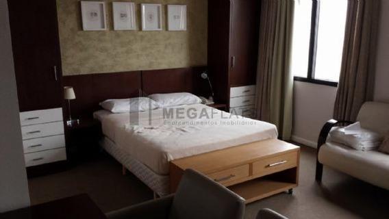 02907 - Flat 1 Dorm, Tatuapé - São Paulo/sp - 2907