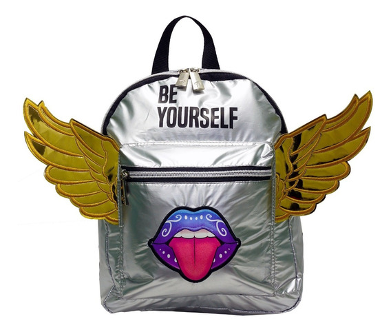 Mochila Los Polinesios Be Yourself Mini Back Pack