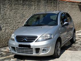 Citroën C3 1.6 16v Exclusive Flex 5p 2010