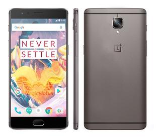 Smartphone Oneplus 3t Desbloqueado 6g Ram 128gb Memória