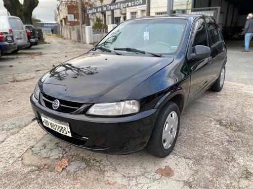 Chevrolet Celta 1.0 Año: 2005 Alarma Y Bloqueo Negro Std